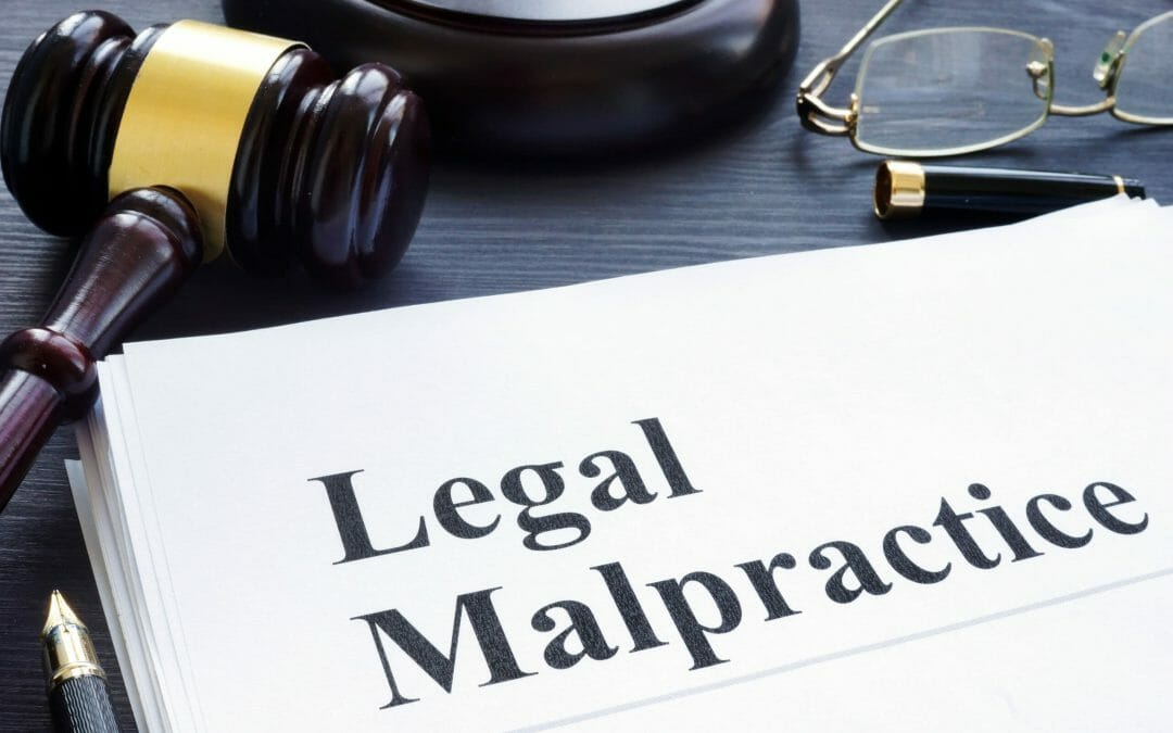 Legal Malpractice: Not as Similar to Medical Malpractice As You Might Think