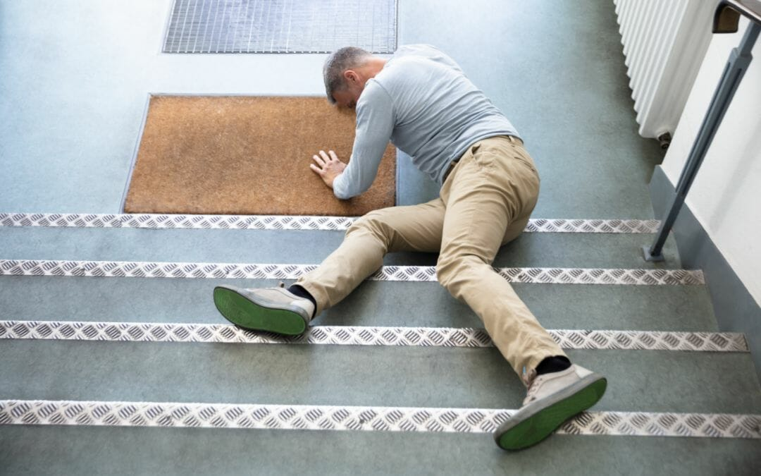 What Should I Do After a Slip and Fall Accident?
